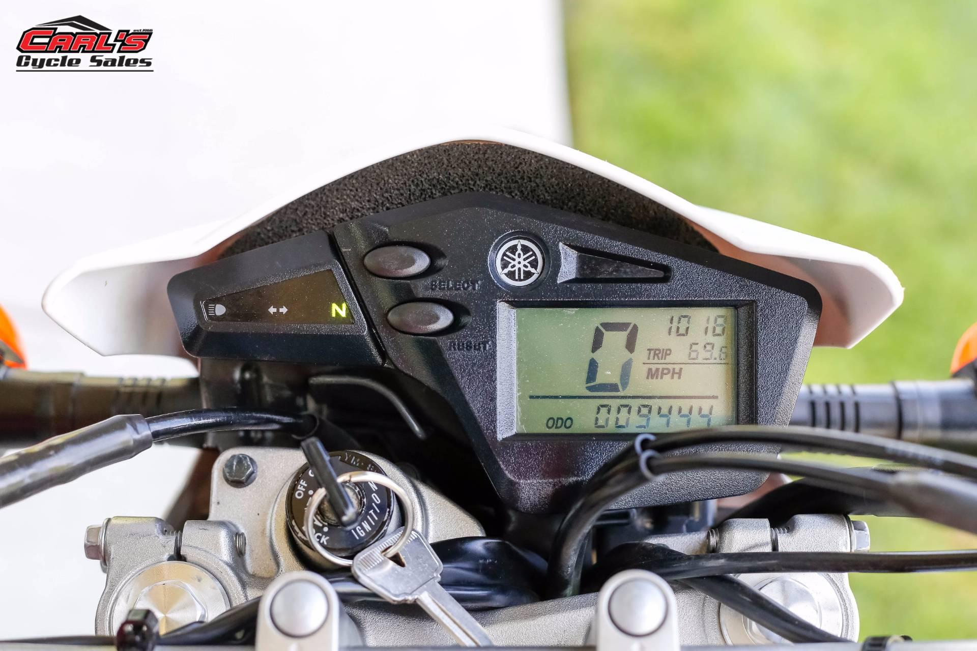 2010 Yamaha XT250 9