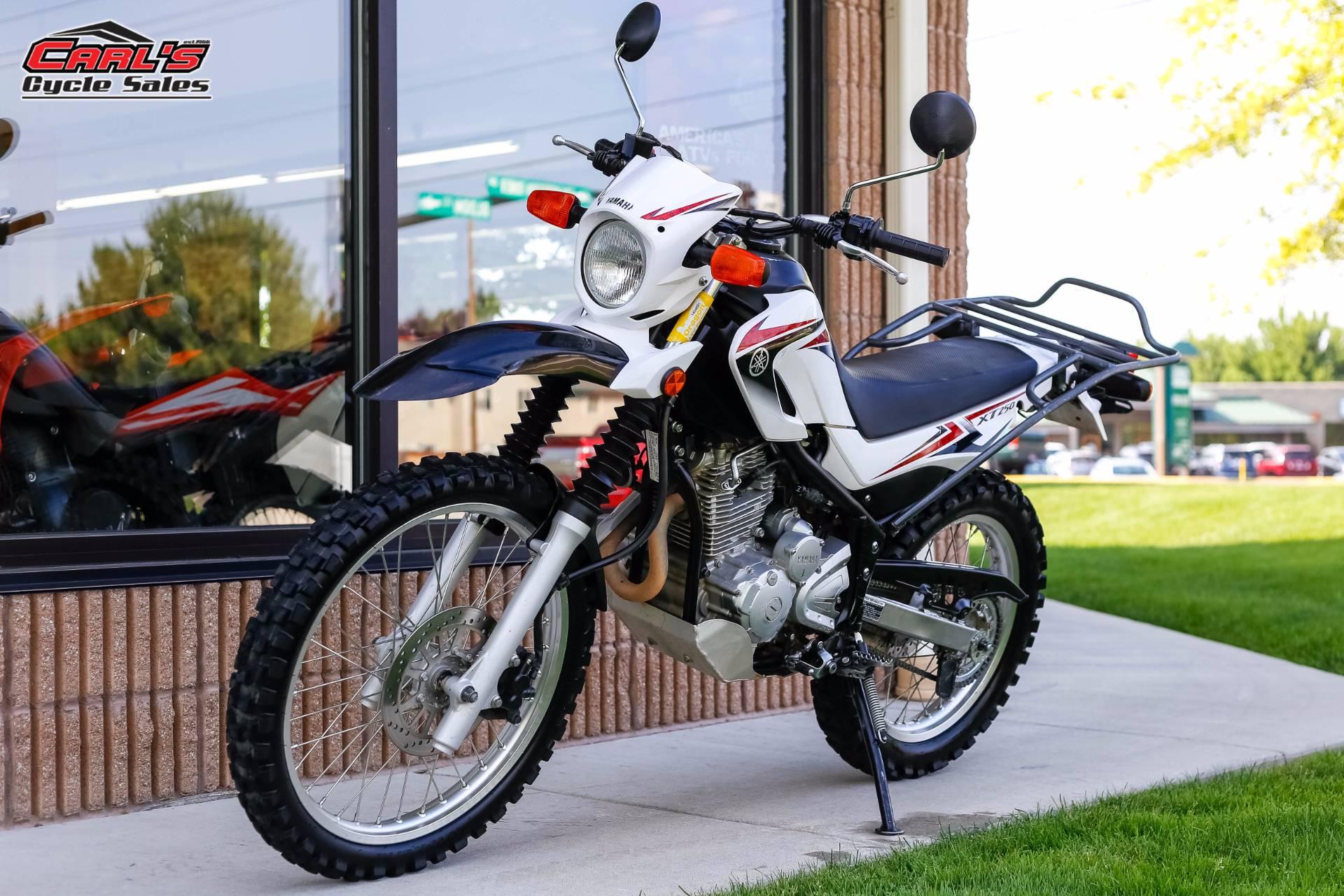 2010 Yamaha XT250 2
