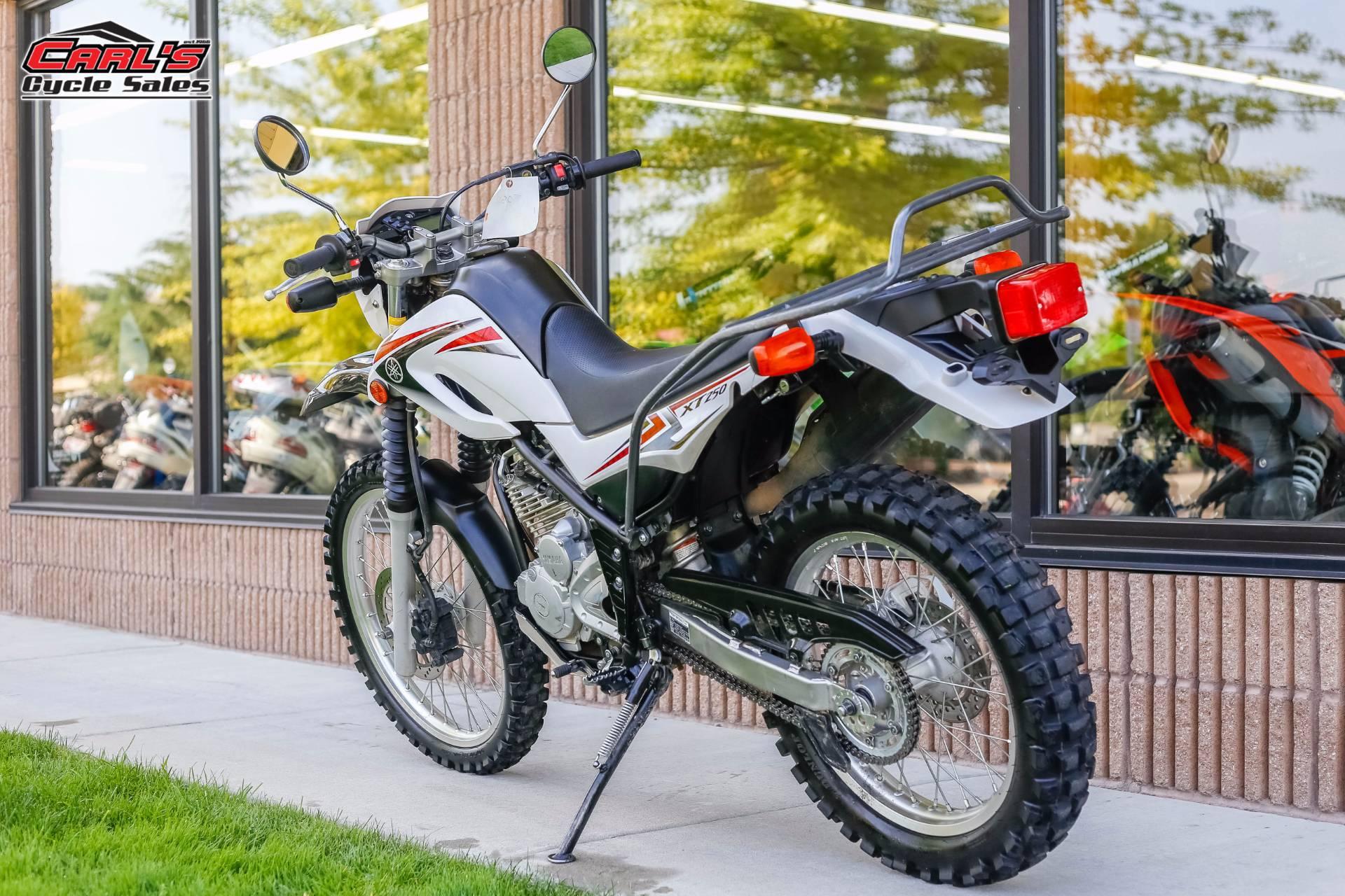 2010 Yamaha XT250 3