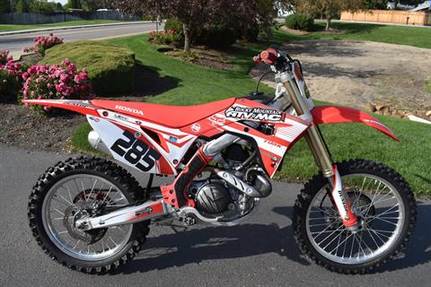 2018 Honda CRF450R in Boise, Idaho - Photo 1