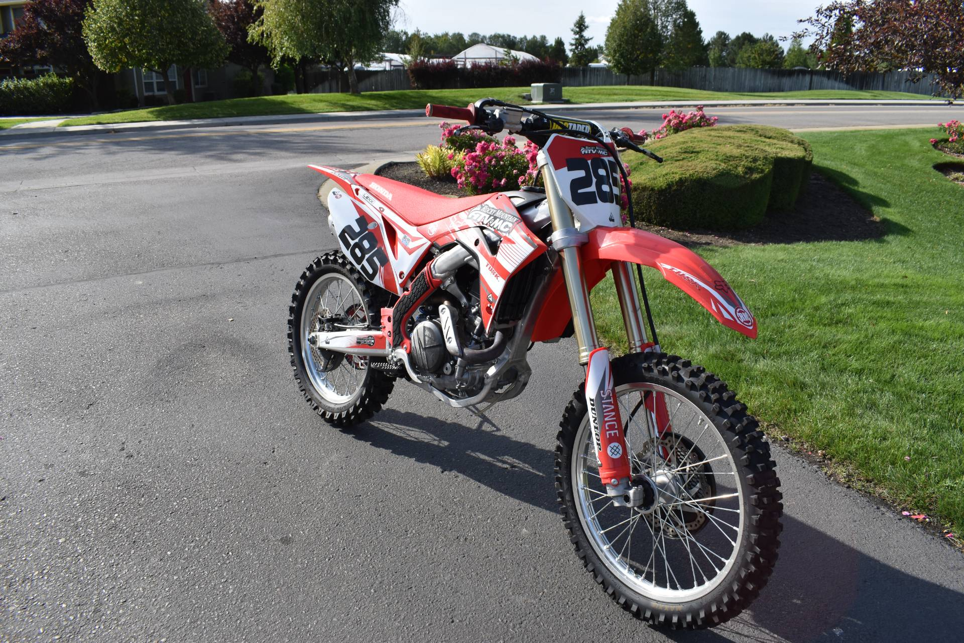 2018 Honda CRF450R in Boise, Idaho - Photo 3