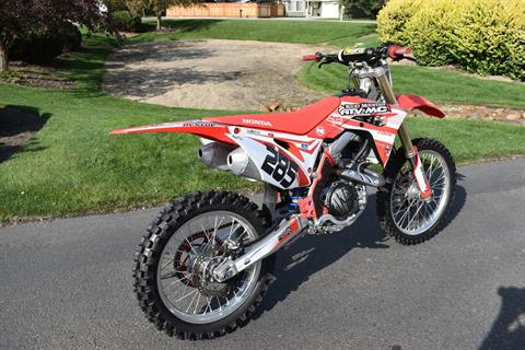 2018 Honda CRF450R in Boise, Idaho - Photo 5