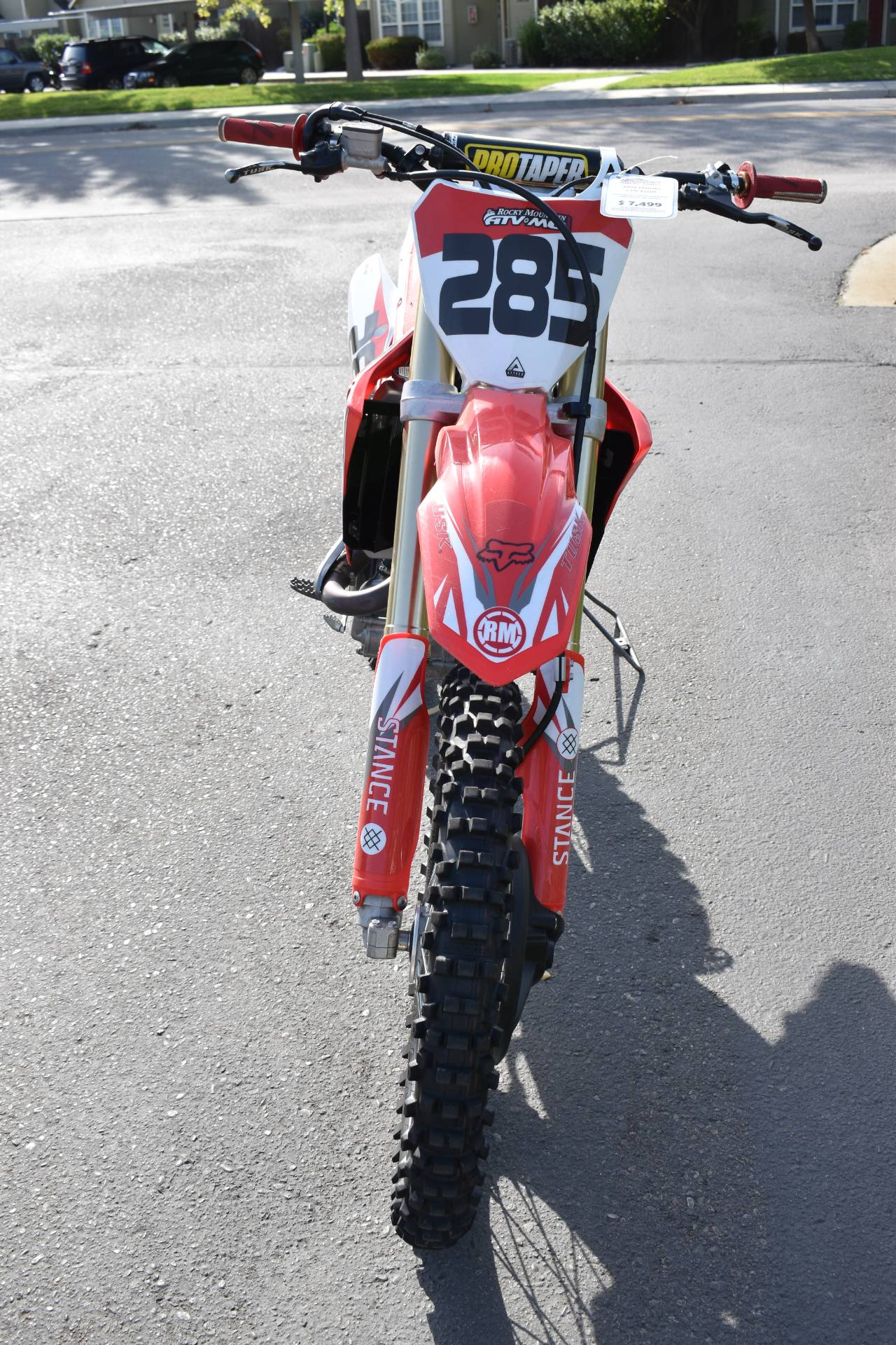 2018 Honda CRF450R in Boise, Idaho - Photo 11