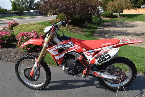 2018 Honda CRF450R in Boise, Idaho - Photo 2