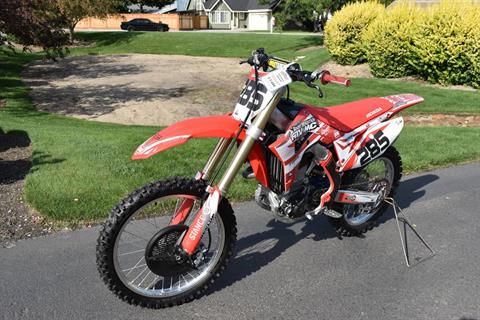 2018 Honda CRF450R in Boise, Idaho - Photo 4
