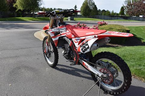 2018 Honda CRF450R in Boise, Idaho - Photo 6