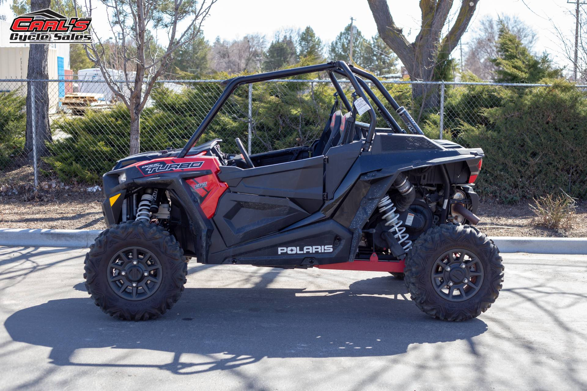 2017 Polaris RZR XP Turbo EPS in Boise, Idaho