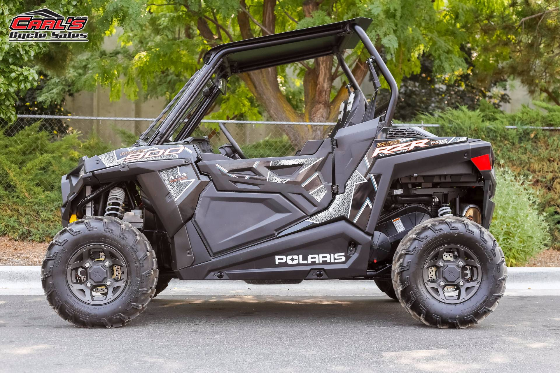 2017 RZR 900 EPS