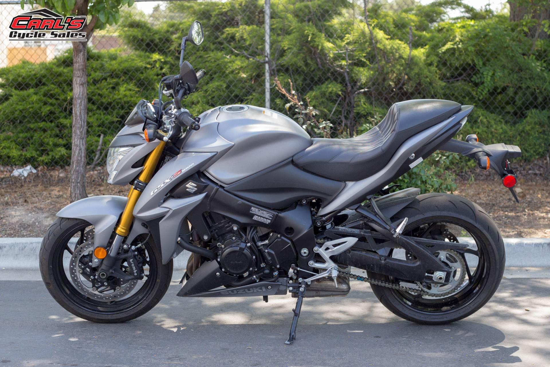 2016 GSX-S1000 ABS