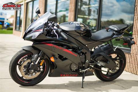 2015 Yamaha YZF-R6 in Boise, Idaho