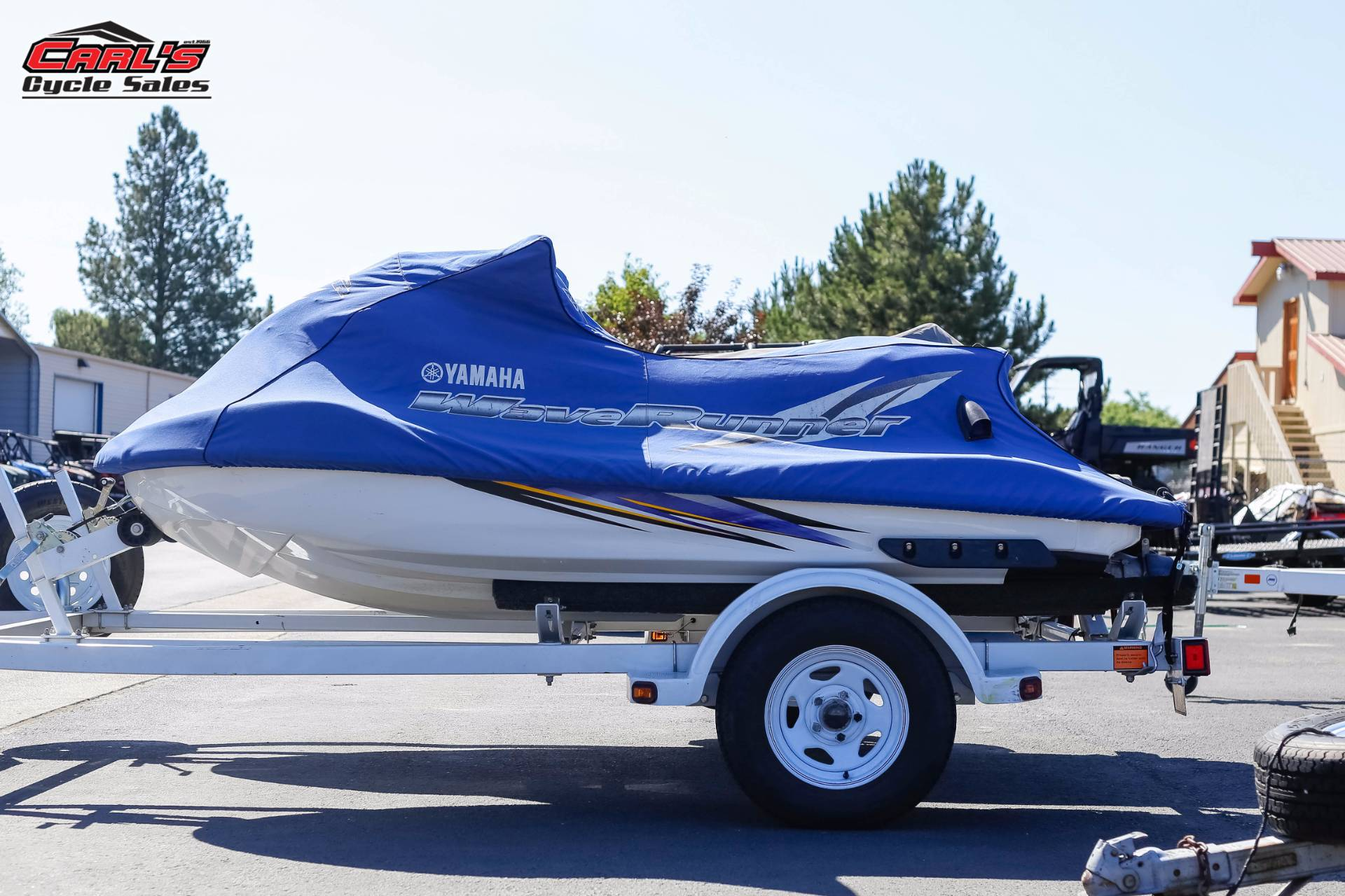 2004 Yamaha WaveRunner® GP1300R in Boise, Idaho