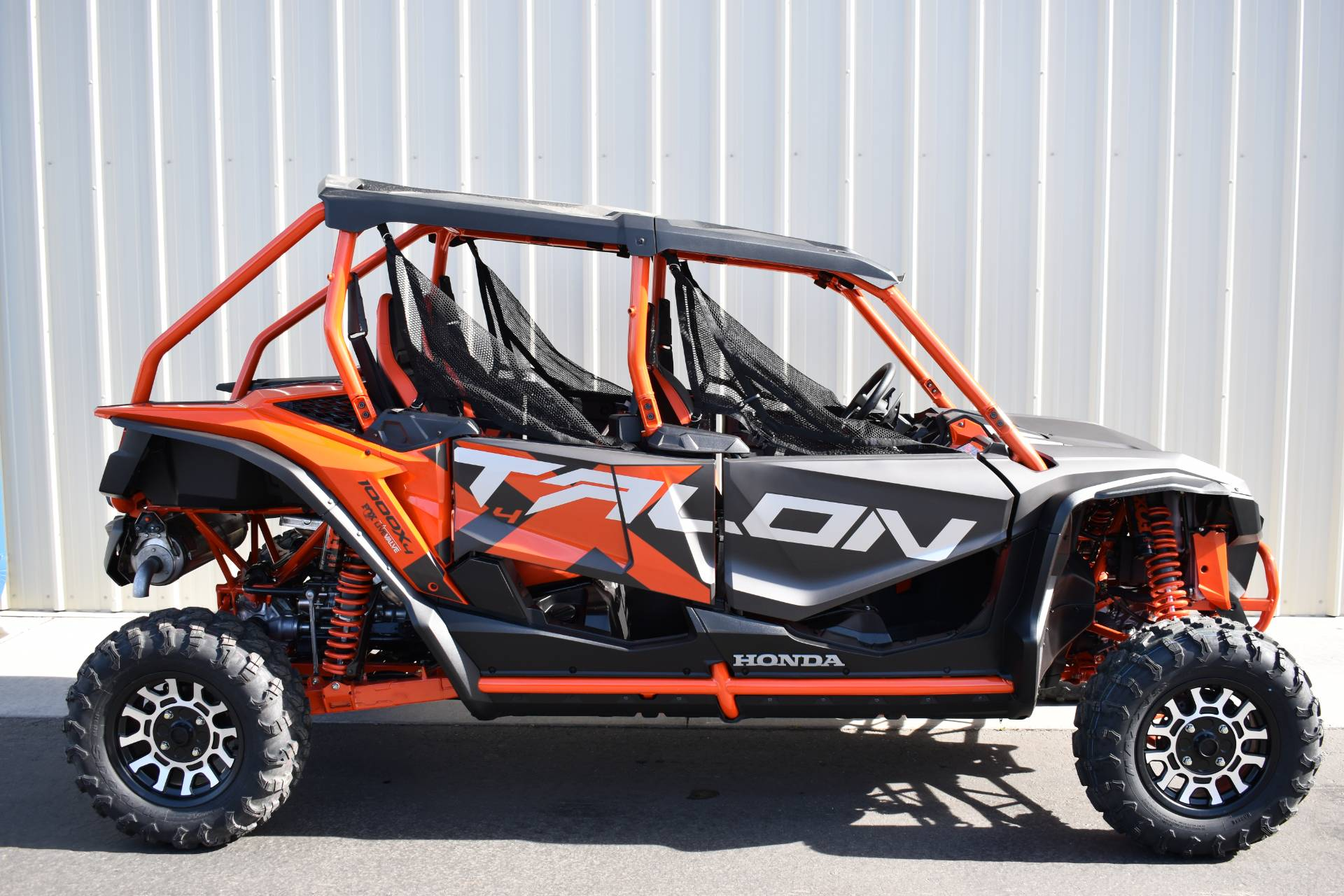 2020 Honda Talon 1000X-4 FOX Live Valve in Boise, Idaho - Photo 1