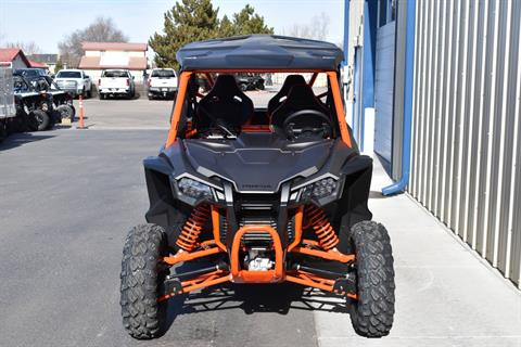 2020 Honda Talon 1000X-4 FOX Live Valve in Boise, Idaho - Photo 4