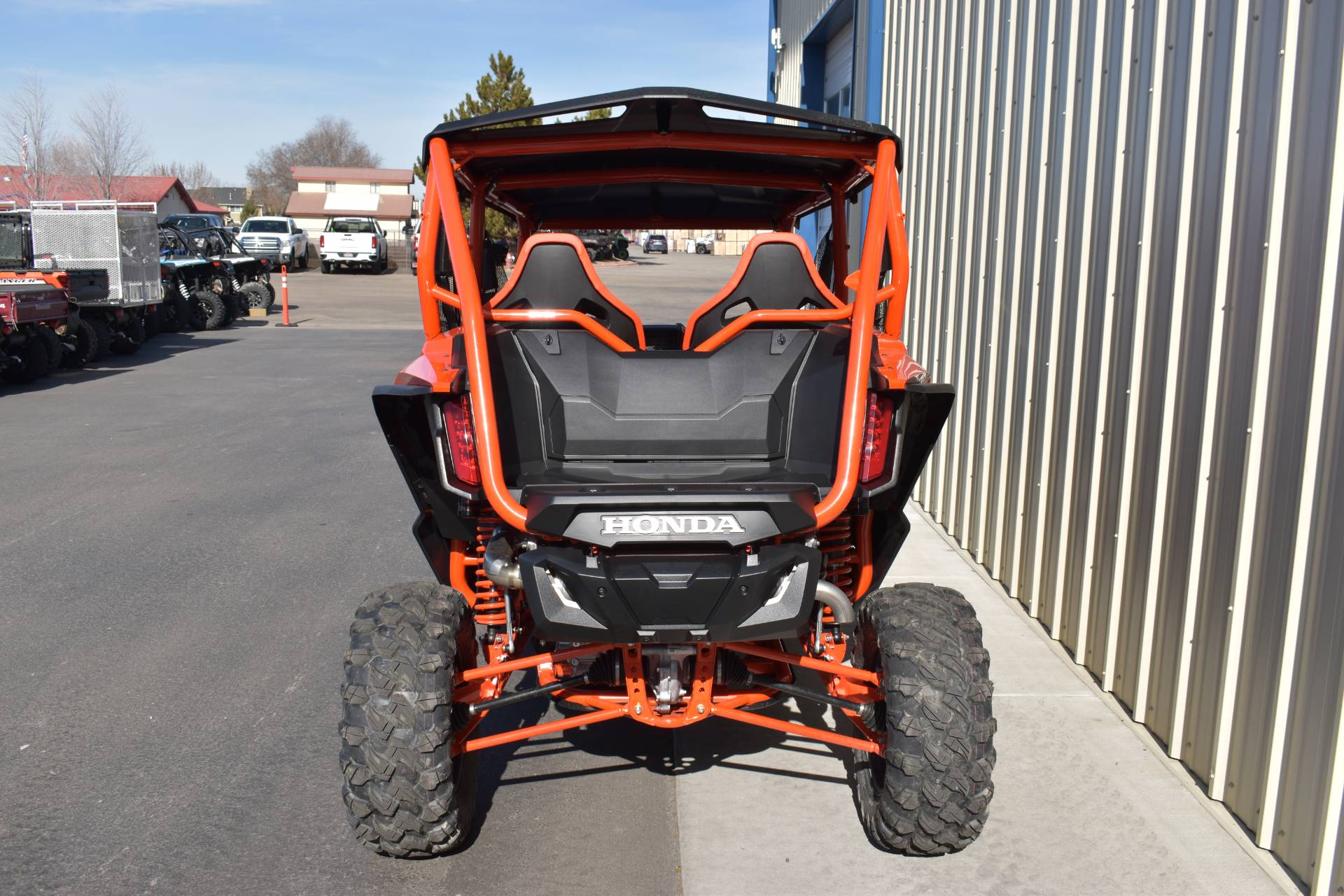 2020 Honda Talon 1000X-4 FOX Live Valve in Boise, Idaho - Photo 9