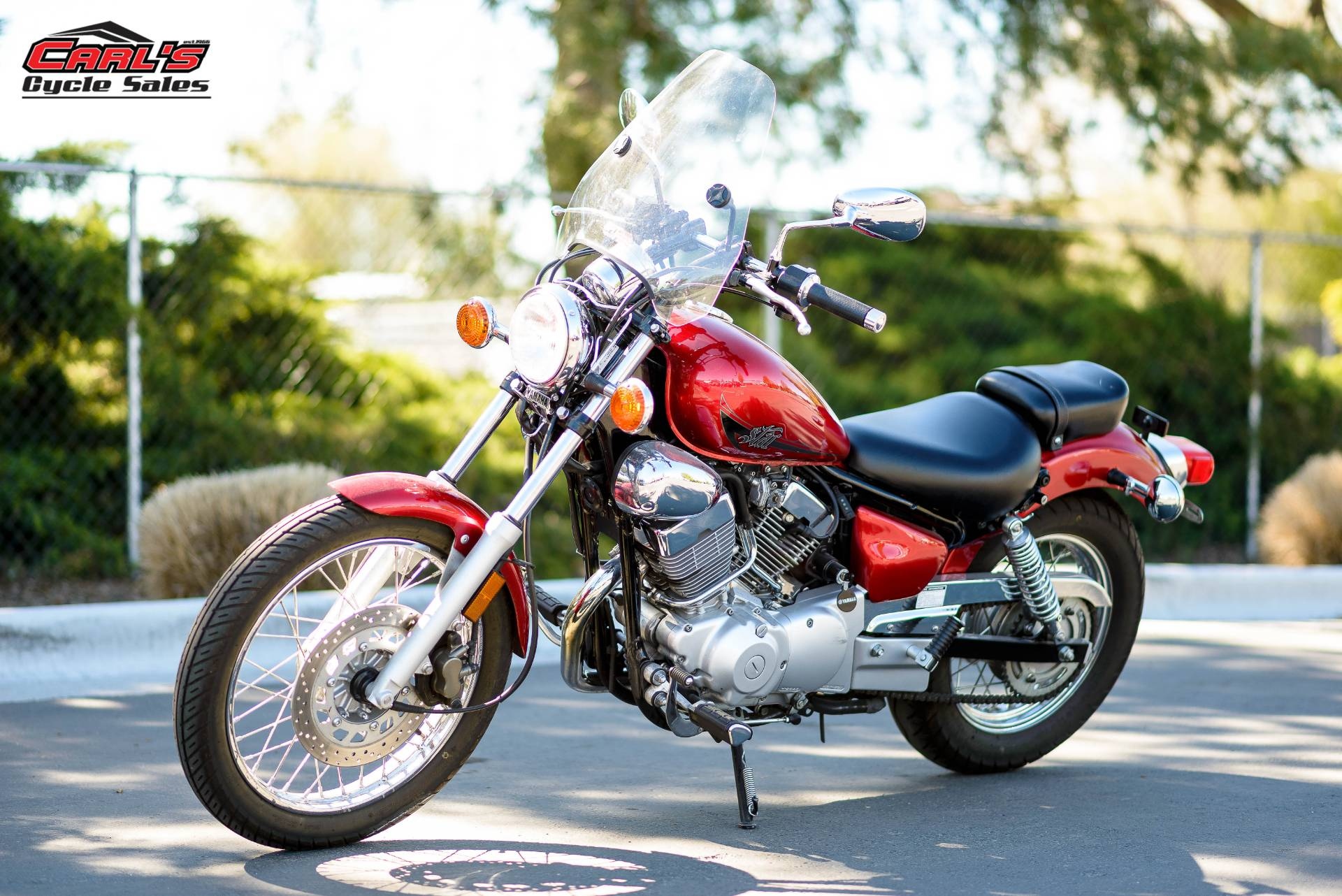 2014 Yamaha V Star 250 in Boise, Idaho