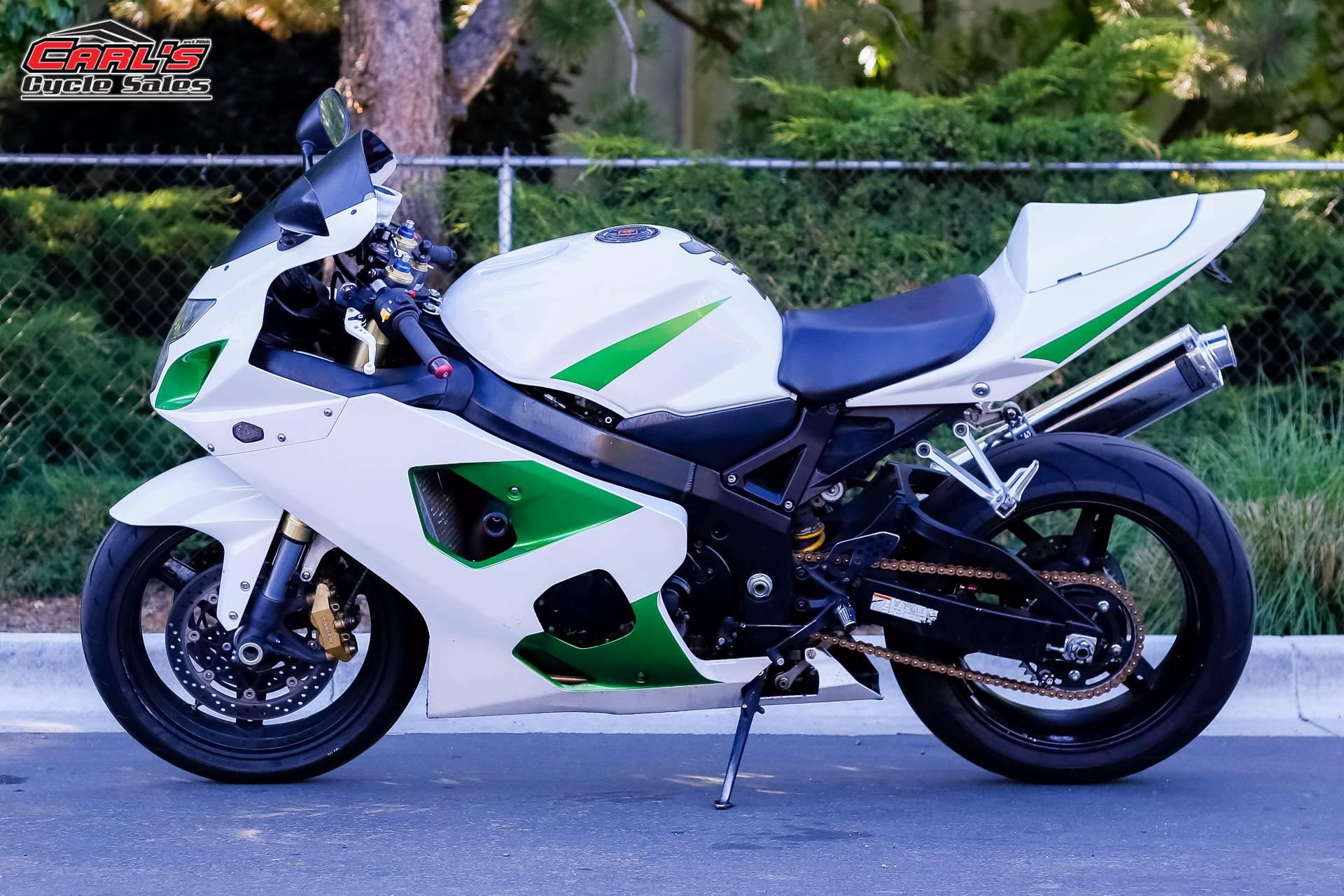 2004 GSX-R750