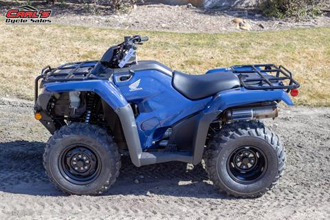2019 Honda FourTrax Rancher 4x4 in Boise, Idaho