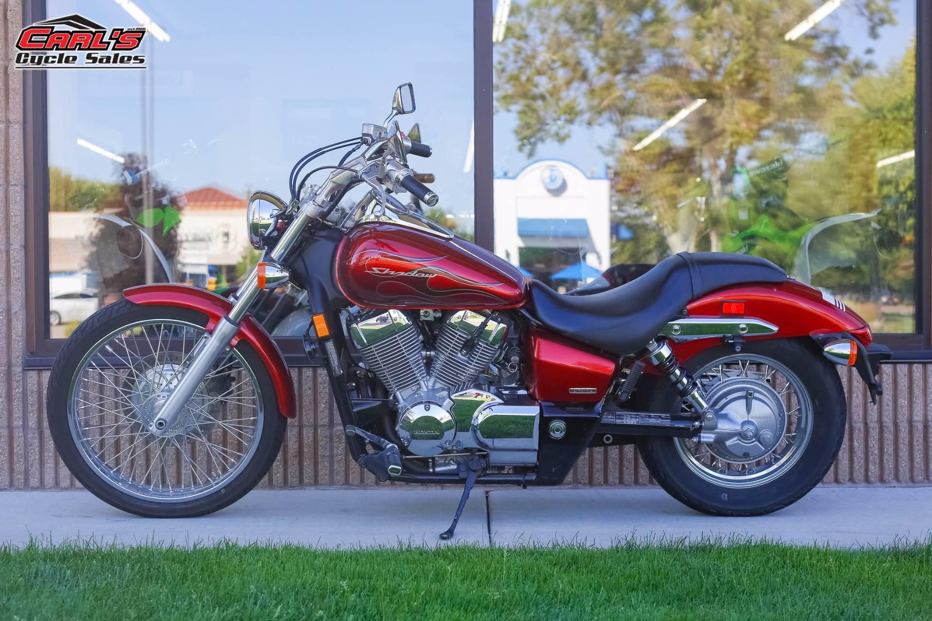 2008 Shadow Spirit 750