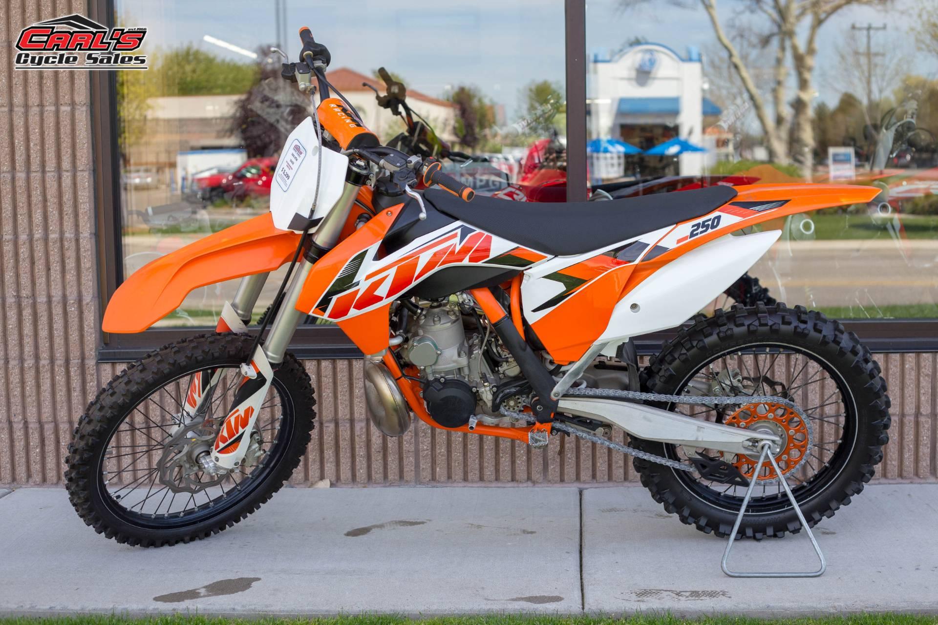 2015 250 SX