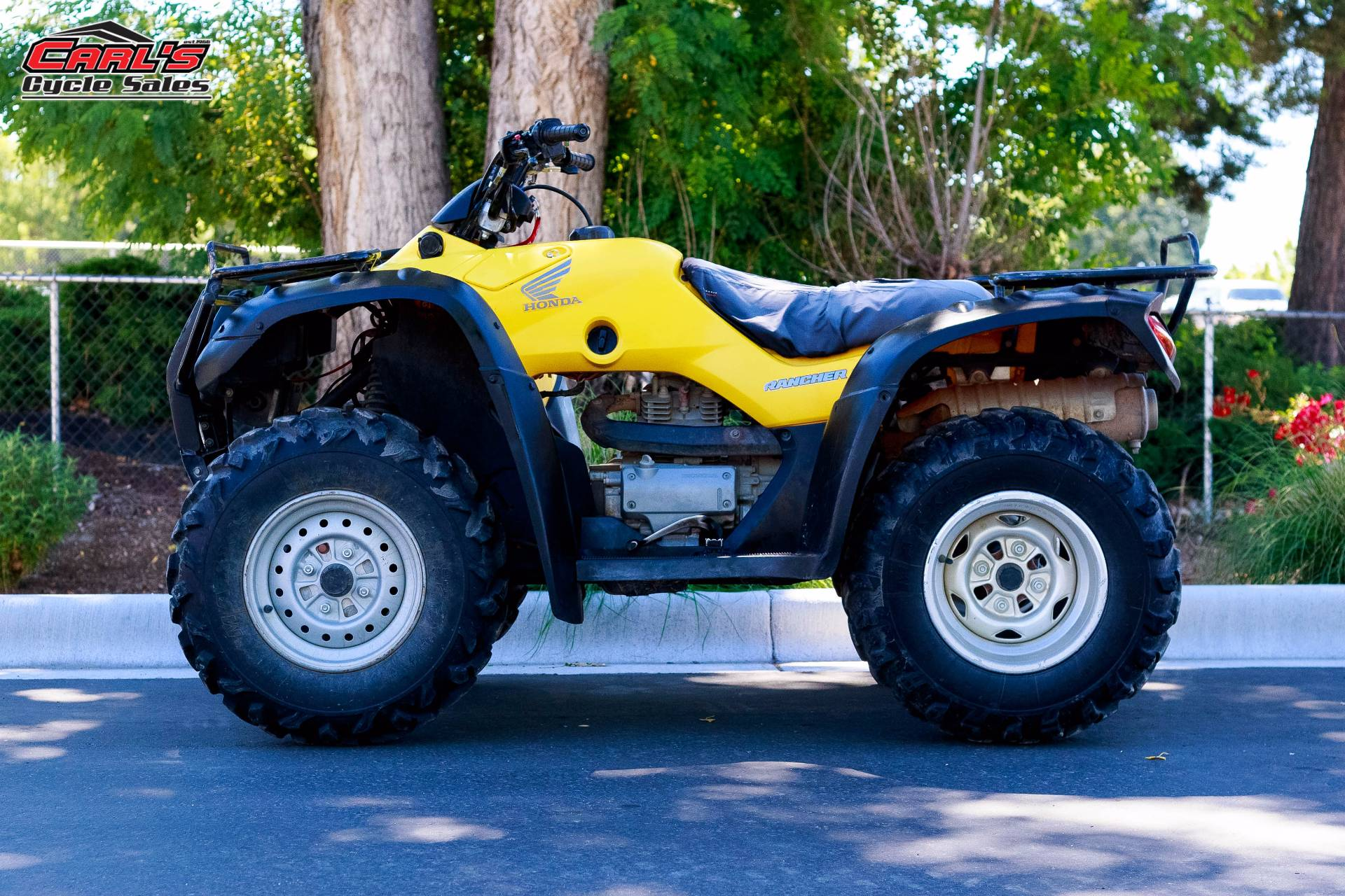2006 FourTrax Rancher