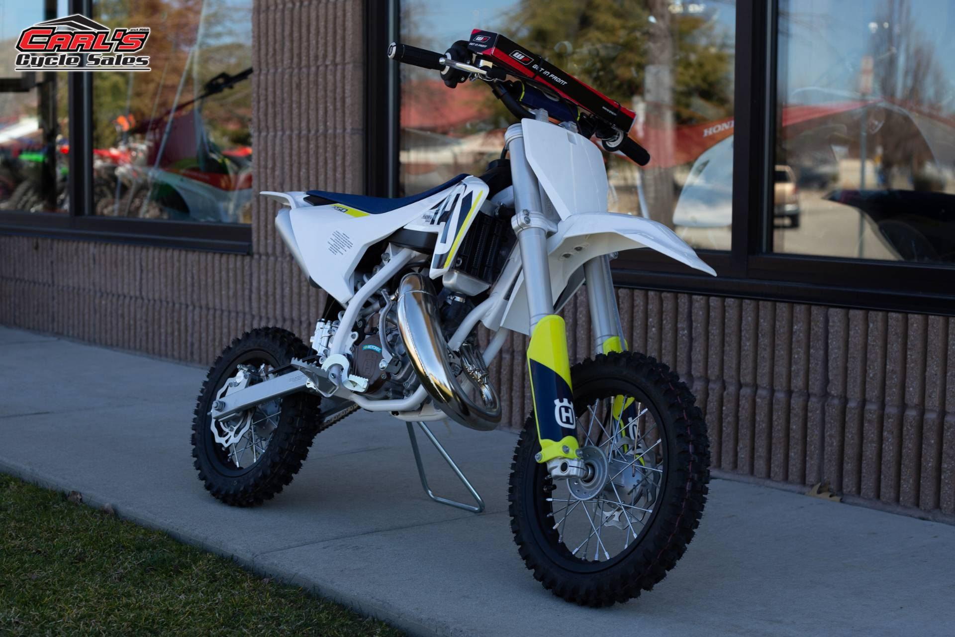 2019 Husqvarna TC 50 in Boise, Idaho - Photo 6