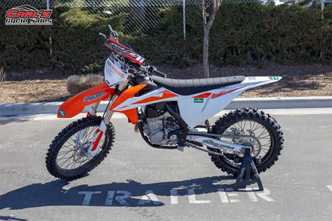 2019 KTM 450 SX-F in Boise, Idaho - Photo 1