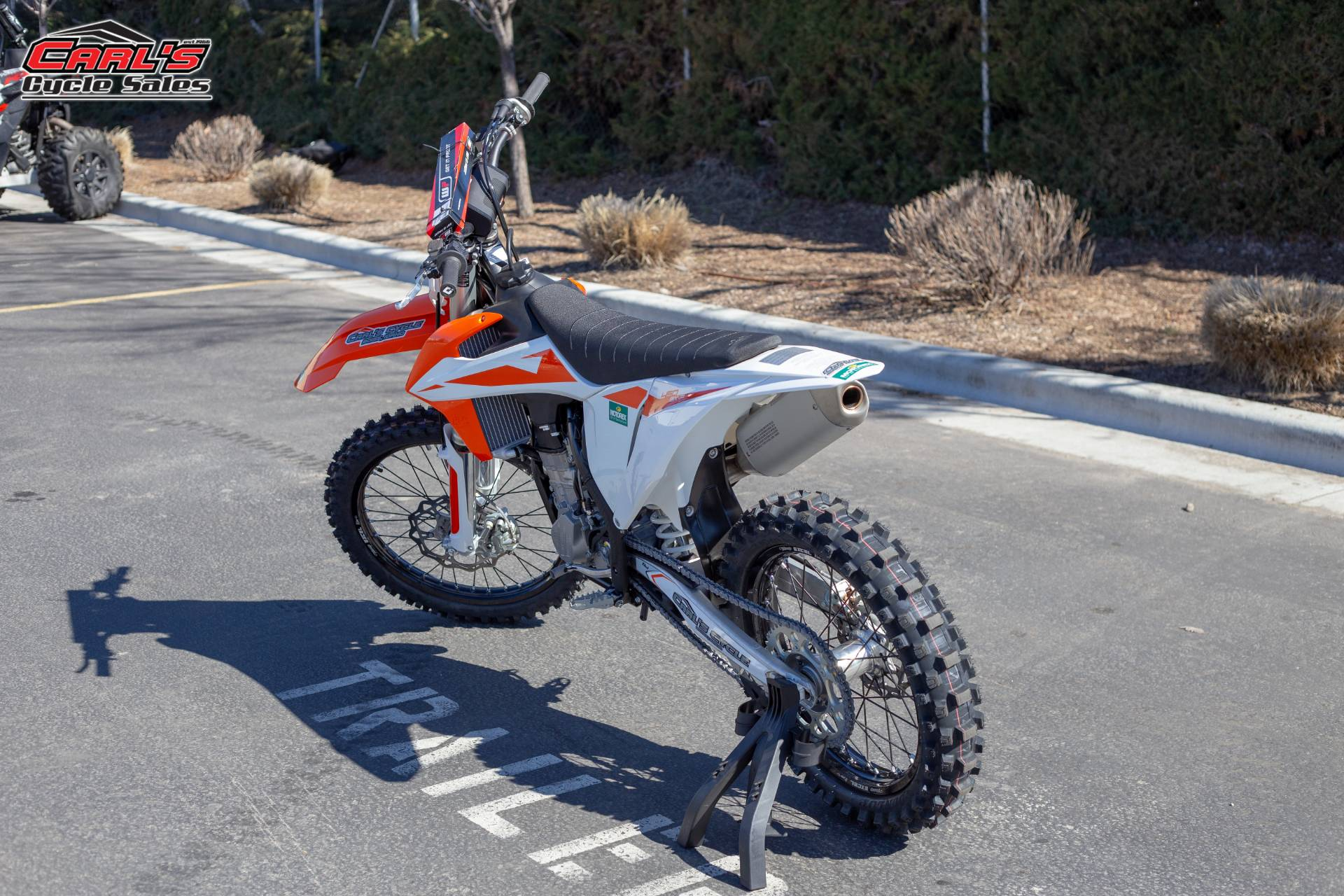 2019 KTM 450 SX-F in Boise, Idaho - Photo 3