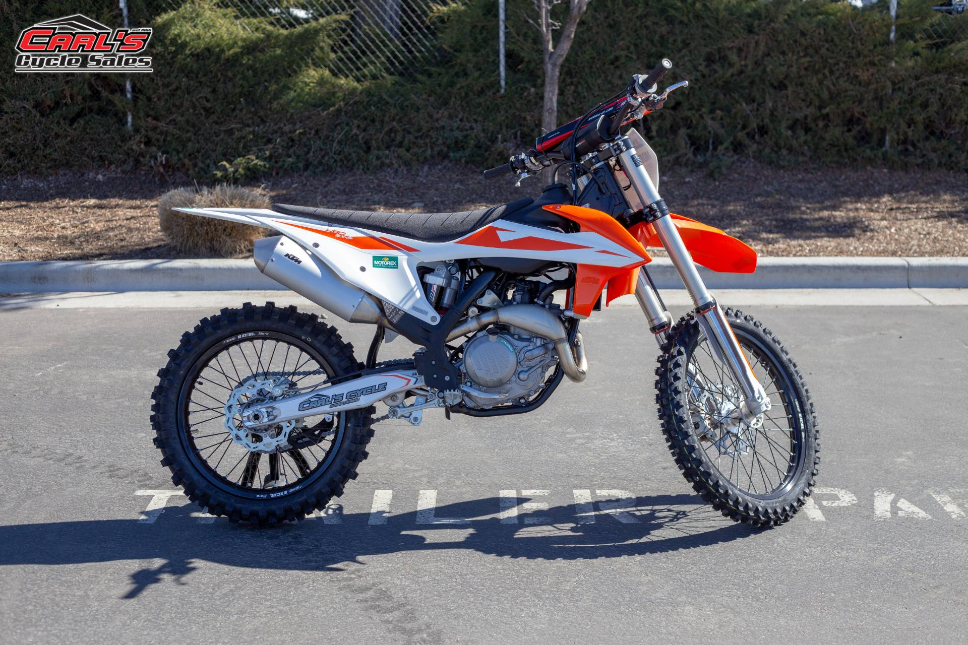 2019 KTM 450 SX-F in Boise, Idaho - Photo 6