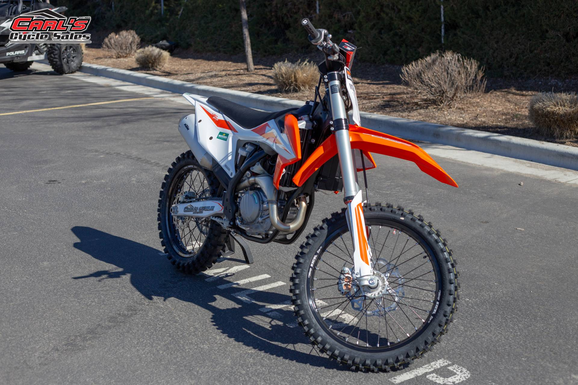 2019 KTM 450 SX-F in Boise, Idaho - Photo 7