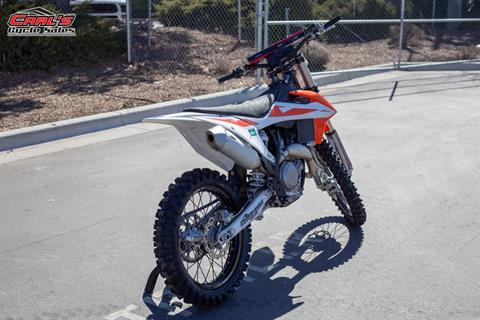 2019 KTM 450 SX-F in Boise, Idaho - Photo 8