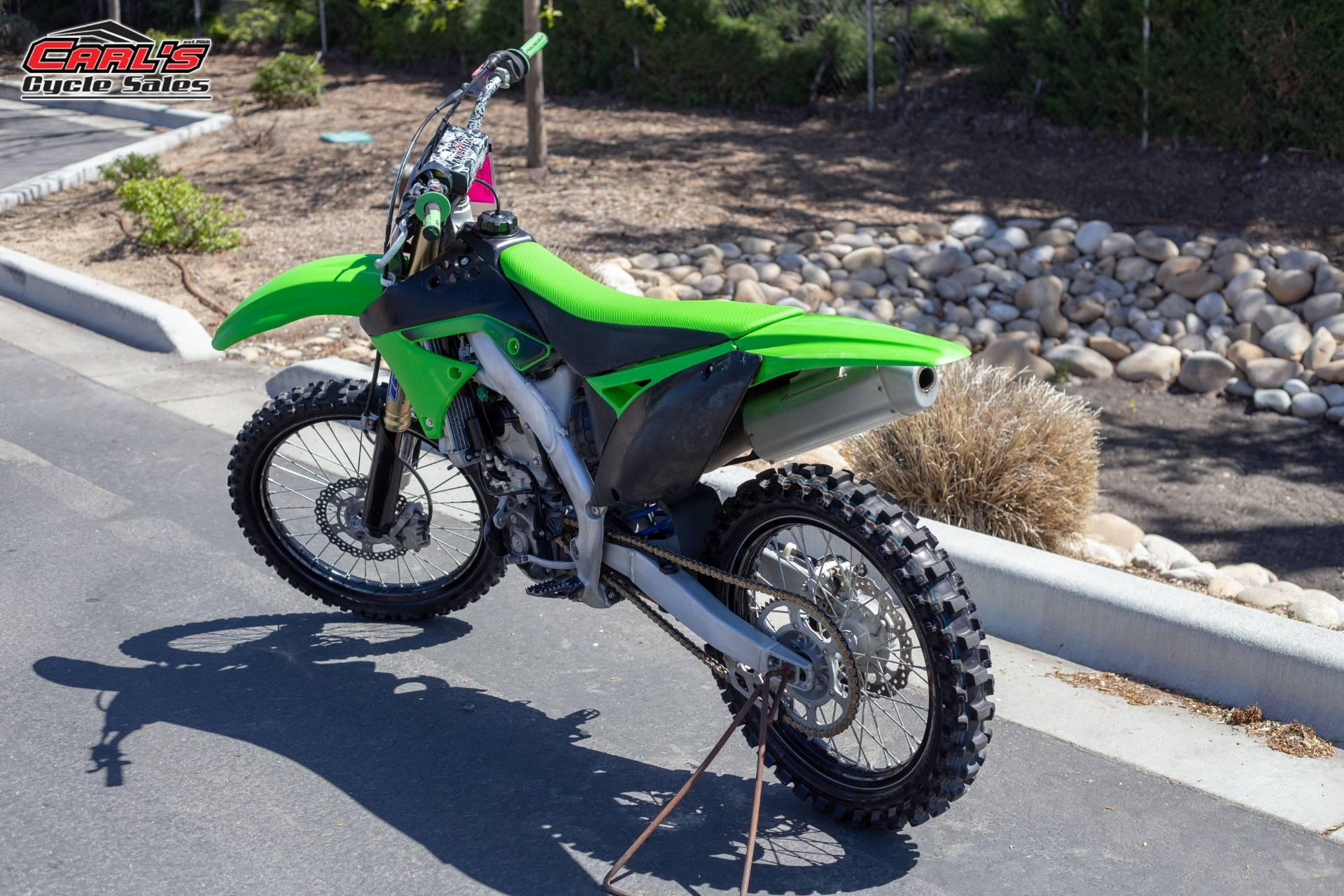 2011 Kawasaki KX250F 3