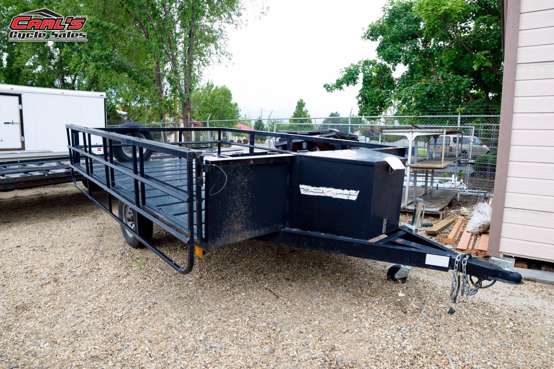 2017 Voyager Trailers AT-15-3 in Boise, Idaho