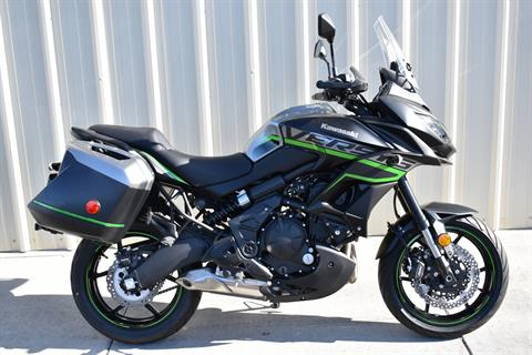 2019 Kawasaki Versys 650 LT in Boise, Idaho - Photo 1
