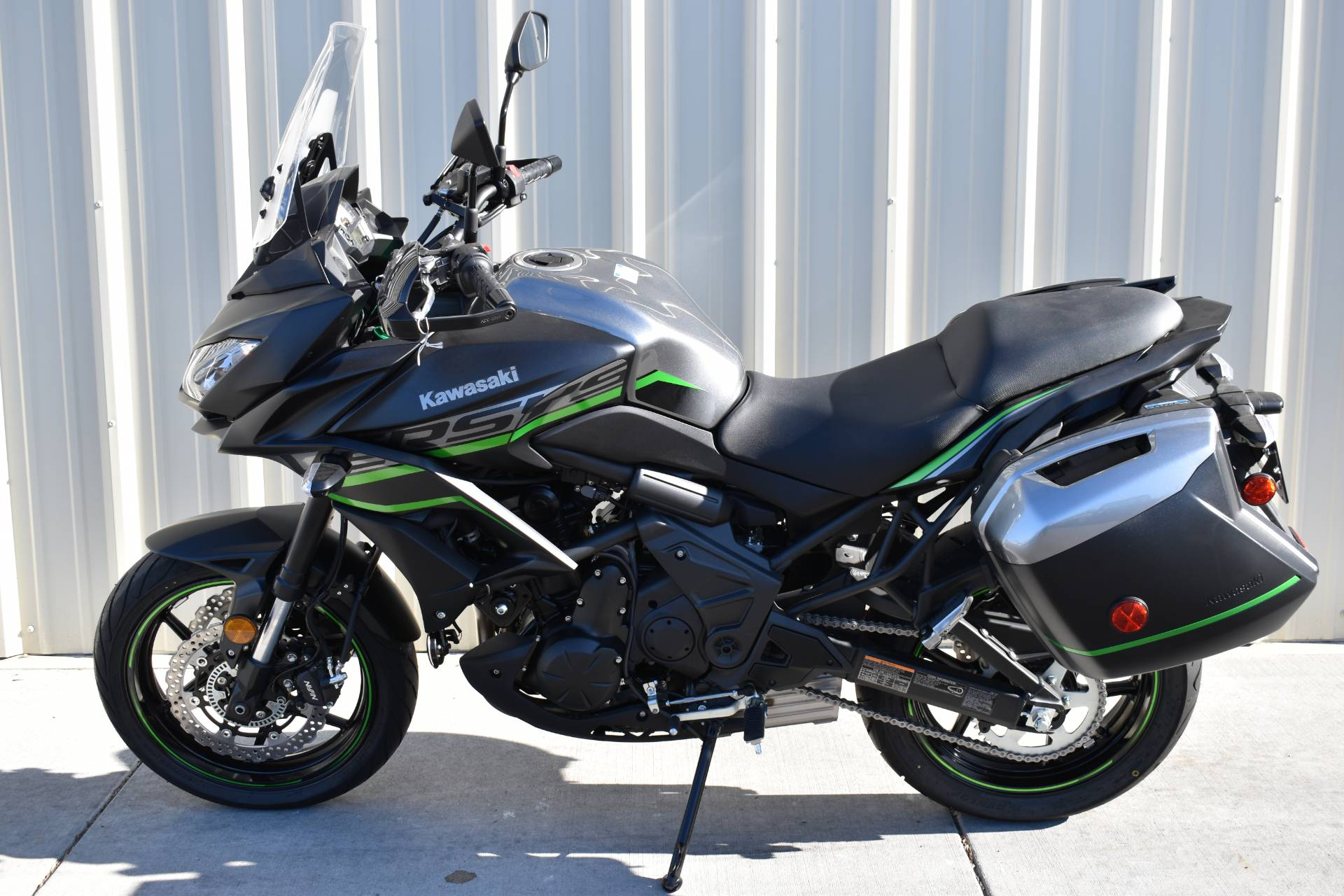 2019 Kawasaki Versys 650 LT in Boise, Idaho - Photo 3