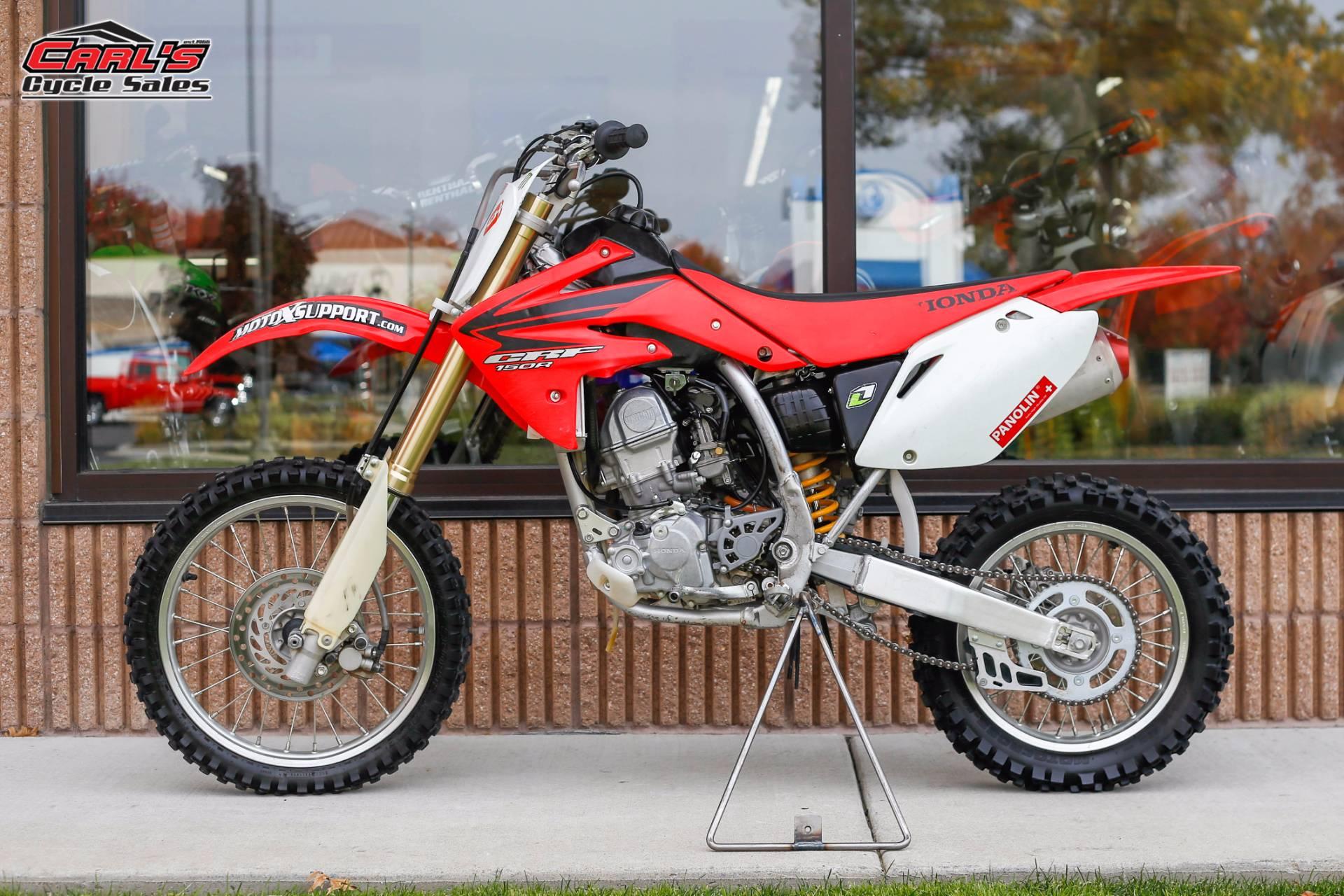 2007 CRF150R