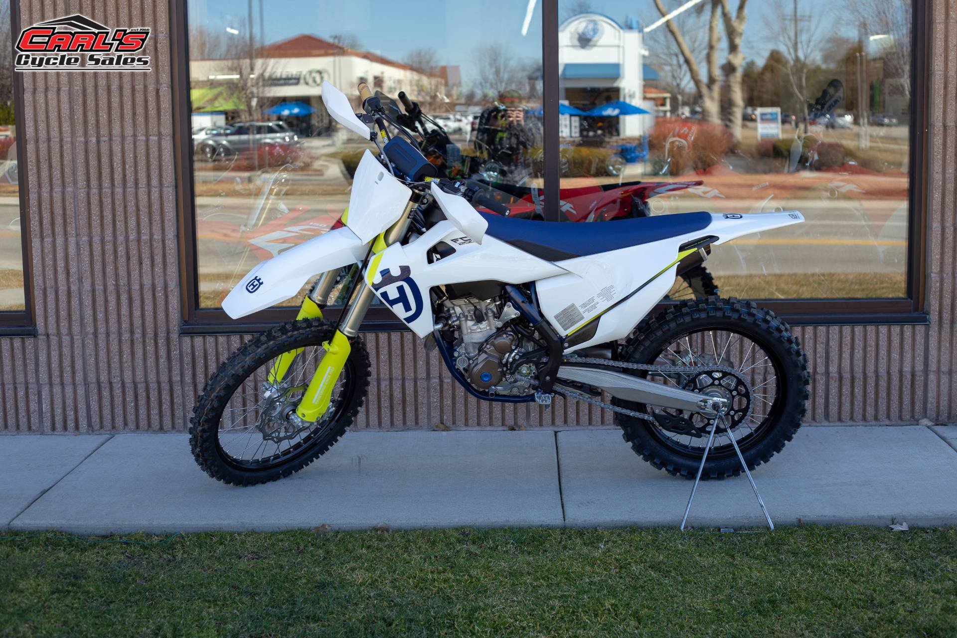 2019 Husqvarna FC 250 in Boise, Idaho - Photo 1