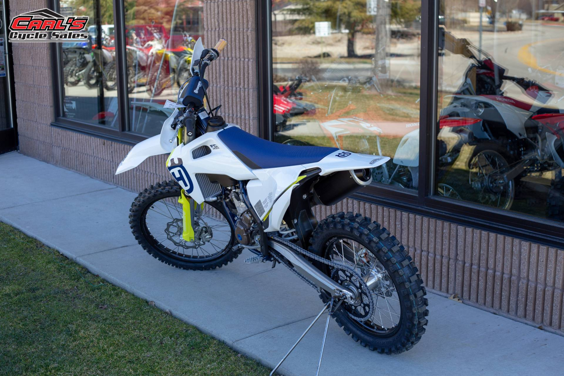 2019 Husqvarna FC 250 in Boise, Idaho - Photo 3