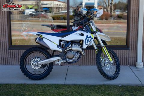 2019 Husqvarna FC 250 in Boise, Idaho - Photo 5
