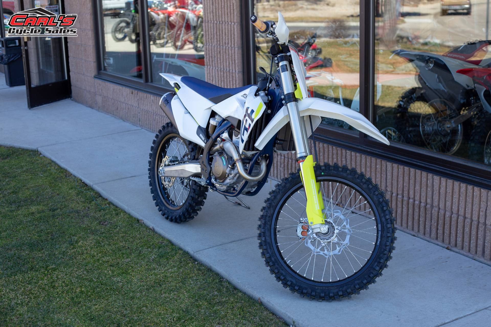 2019 Husqvarna FC 250 in Boise, Idaho - Photo 6