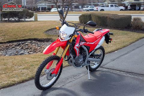 2019 Honda CRF250L in Boise, Idaho - Photo 2