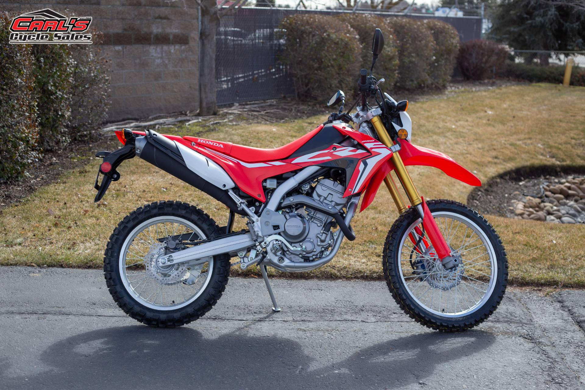 2019 Honda CRF250L in Boise, Idaho - Photo 5