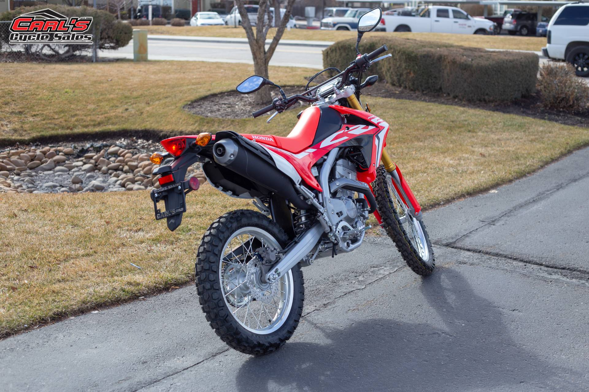 2019 Honda CRF250L in Boise, Idaho - Photo 7