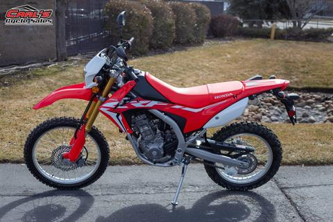 2019 Honda CRF250L in Boise, Idaho