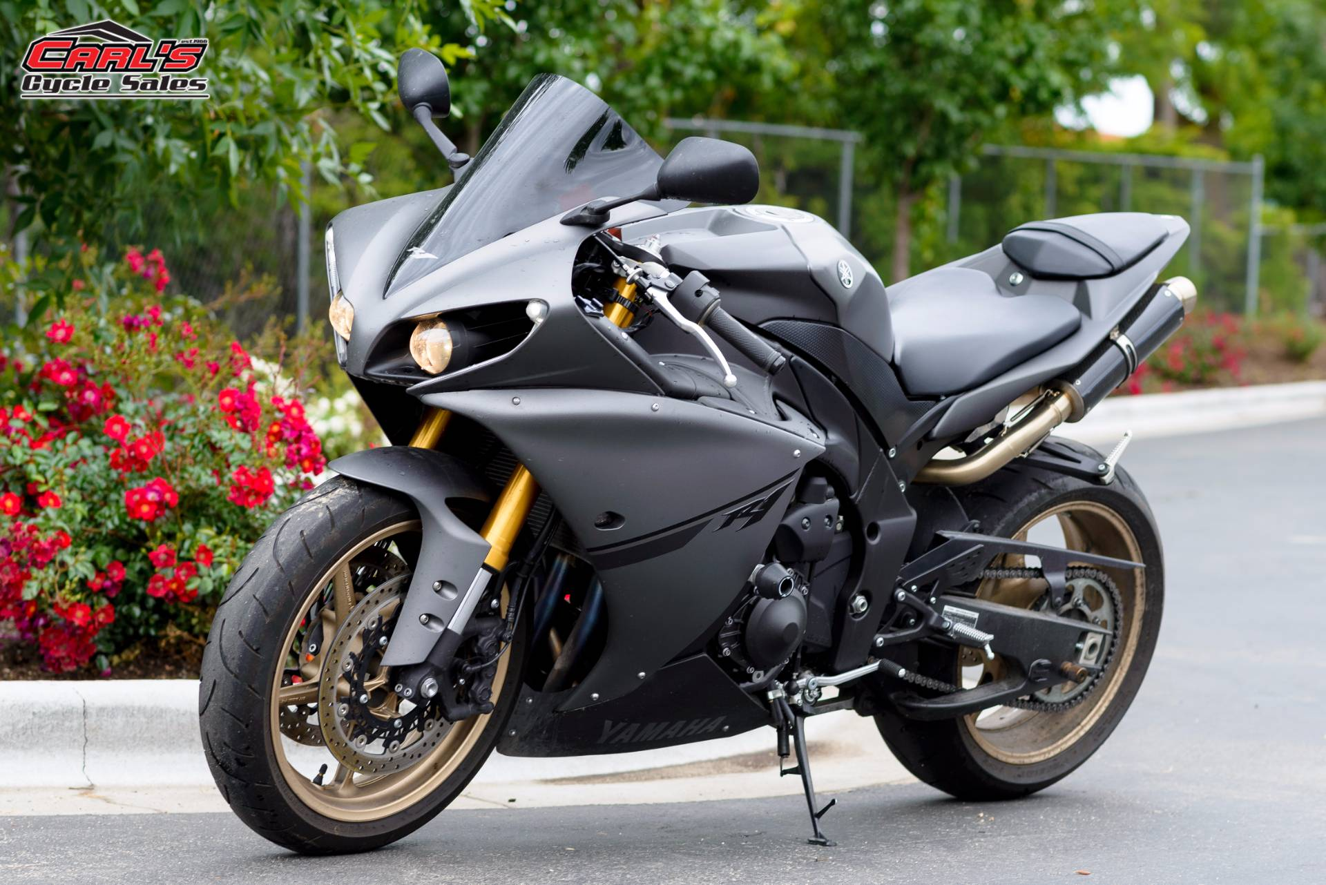 2014 Yamaha YZF-R1 3