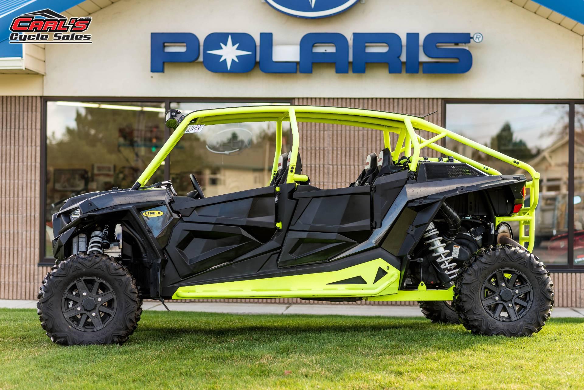 2016 Polaris RZR XP 4 Turbo EPS in Boise, Idaho
