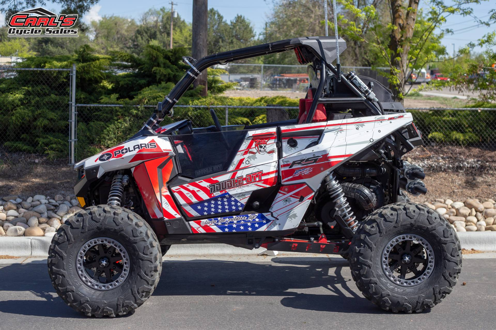 2018 Polaris RZR RS1 in Boise, Idaho - Photo 2