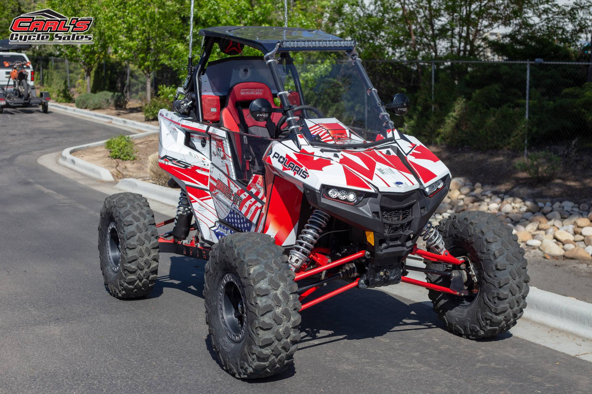 2018 Polaris RZR RS1 in Boise, Idaho - Photo 3