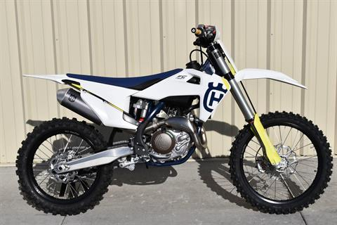 2019 Husqvarna FC 450 in Boise, Idaho - Photo 1