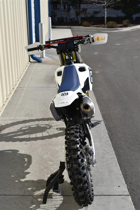 2019 Husqvarna FC 450 in Boise, Idaho - Photo 5