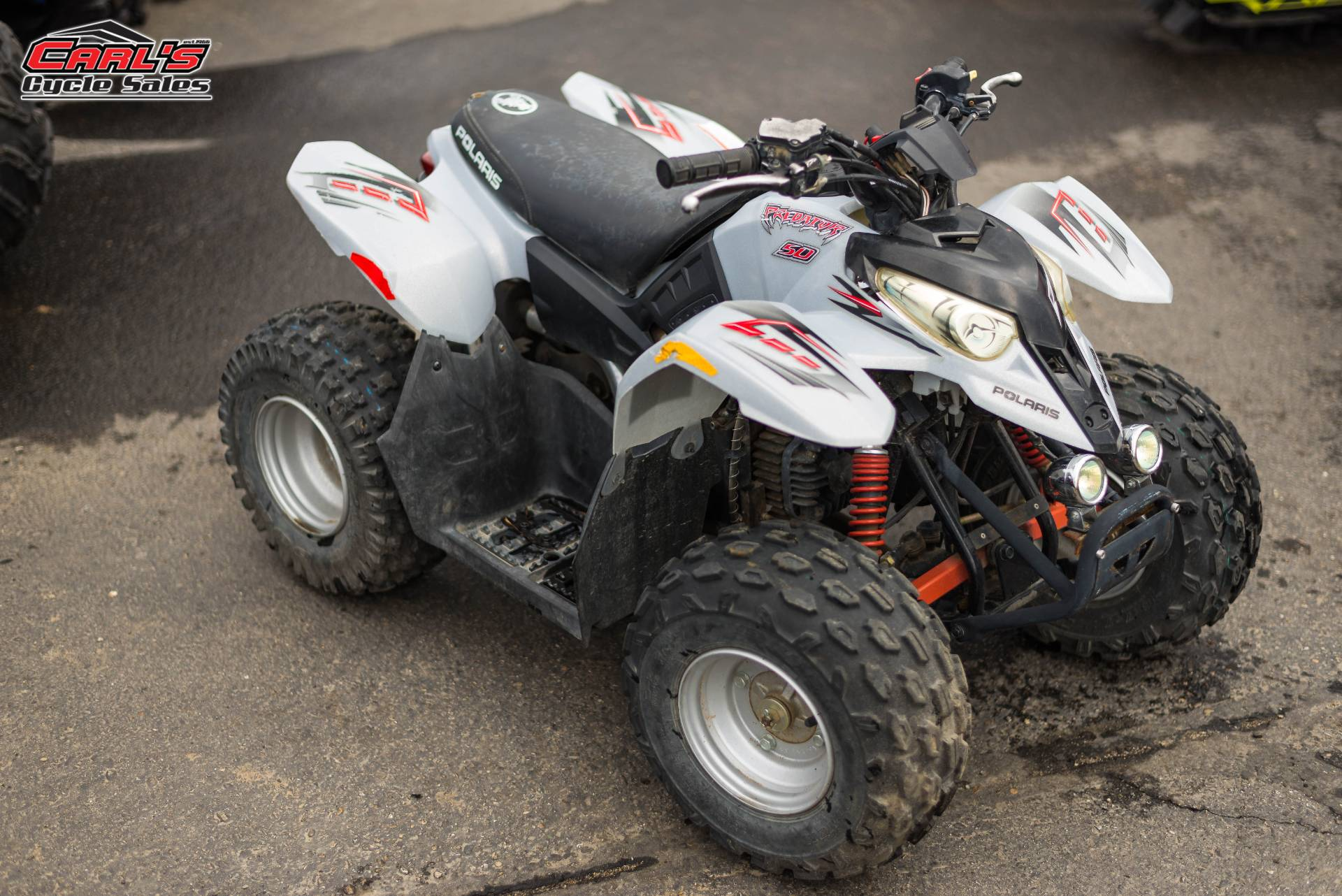 2004 Polaris Predator 50 in Boise, Idaho